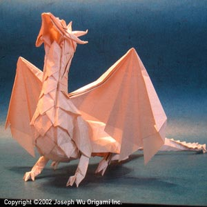 Wyrm Origami