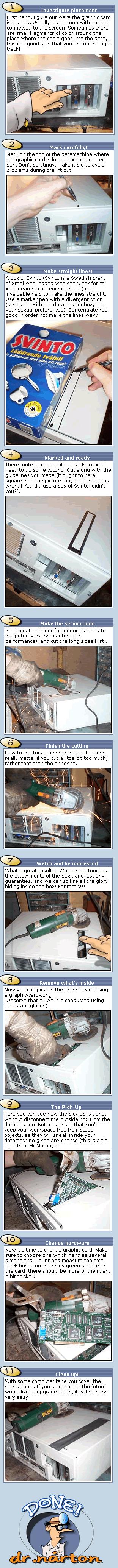 Cursus PC-upgraden