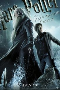 harry potter half_bloodprince poster