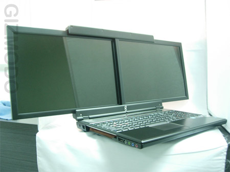 Spacebooks: Dualscreen Laptops