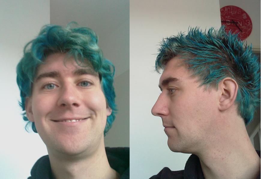 Kapper: voor en na foto's