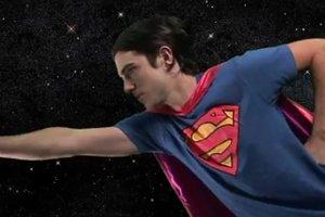 Over de dood en de terugkeer van Superman (Parodie)